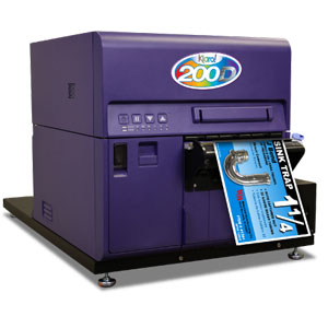 Commercial Label Printing