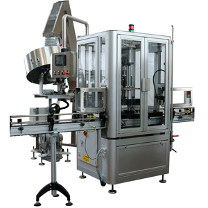 Cap Placing Machine